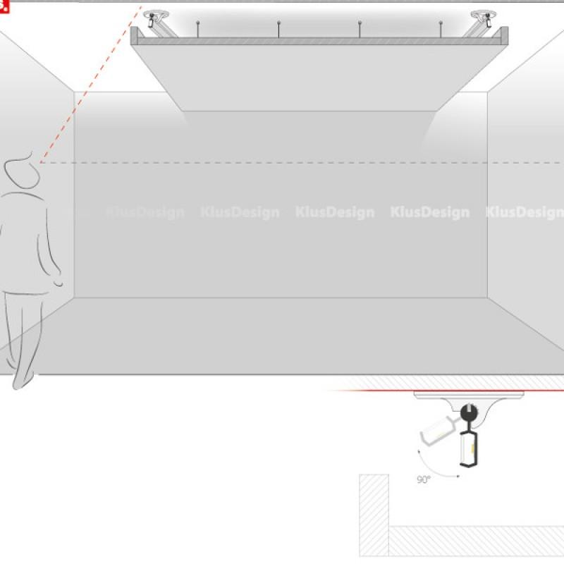 aluminium profil 038 poli b7176anoda geeignet f r nischenbel. Black Bedroom Furniture Sets. Home Design Ideas