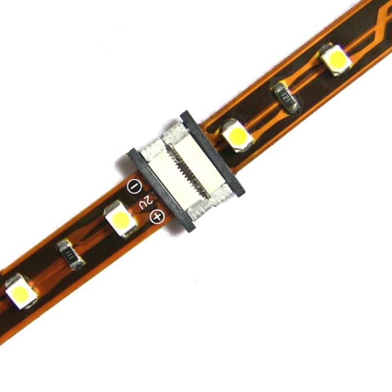 connector strip strip 8mm 3528 led eledron e k. Black Bedroom Furniture Sets. Home Design Ideas