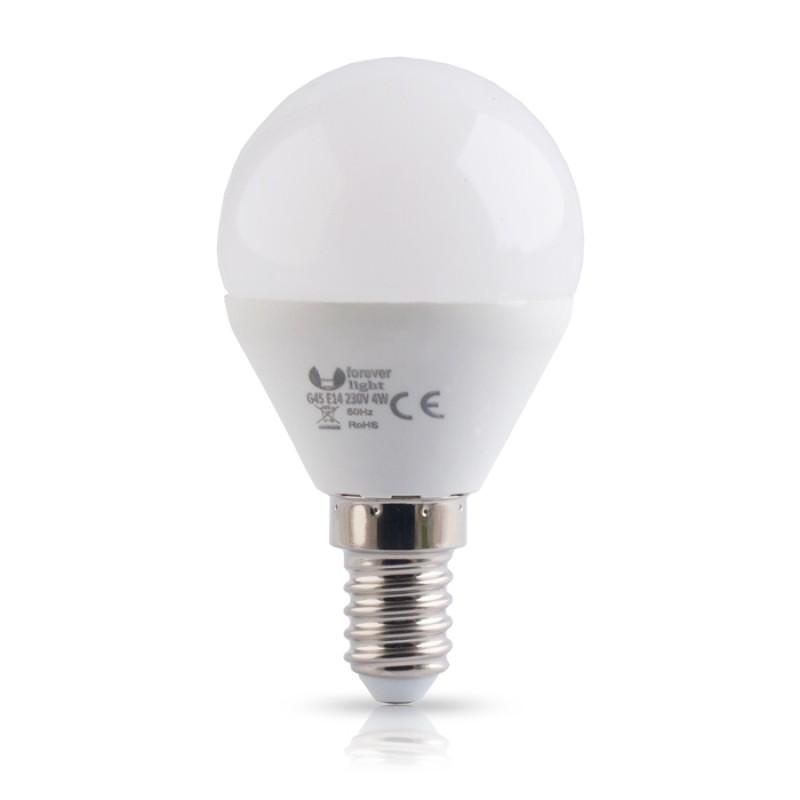 e14 led g45 eco leuchtmittel birne lampe bulb 4w 30w 320 lumen 230. Black Bedroom Furniture Sets. Home Design Ideas