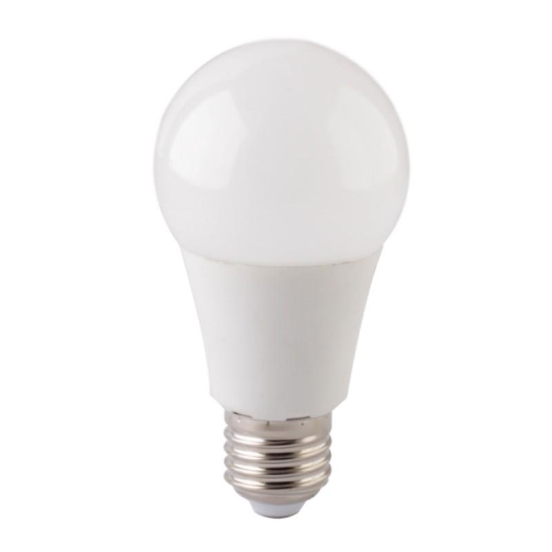 E27 LED Leuchtmittel Birne Lampe Bulb Glühlampe, 10Wu003d70W, 800 Lumen, Matt