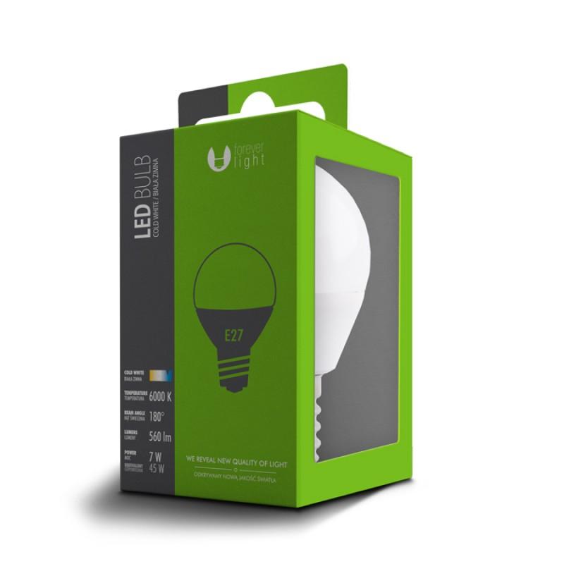 e27 led leuchtmittel birne lampe bulb gl hlampe 7w 45w. Black Bedroom Furniture Sets. Home Design Ideas