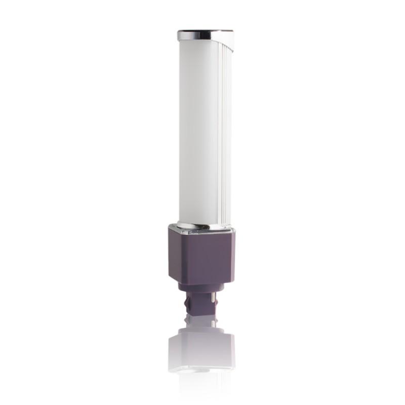 g24 2 pin led leuchtmittel birne lampe bulb 8w 800 lumen 230v neu. Black Bedroom Furniture Sets. Home Design Ideas