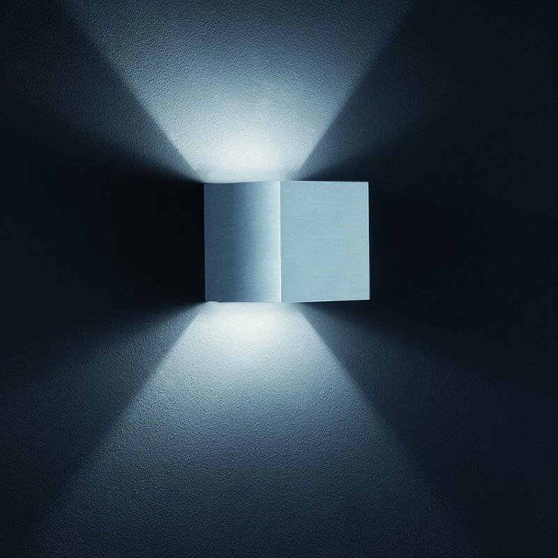 Helestra siri wall light g9 qt14 1x40w dimensions 100x100x100 m helestra siri wall light g9 qt14 1x40w dimensions 100x100x100 mm aloadofball Image collections