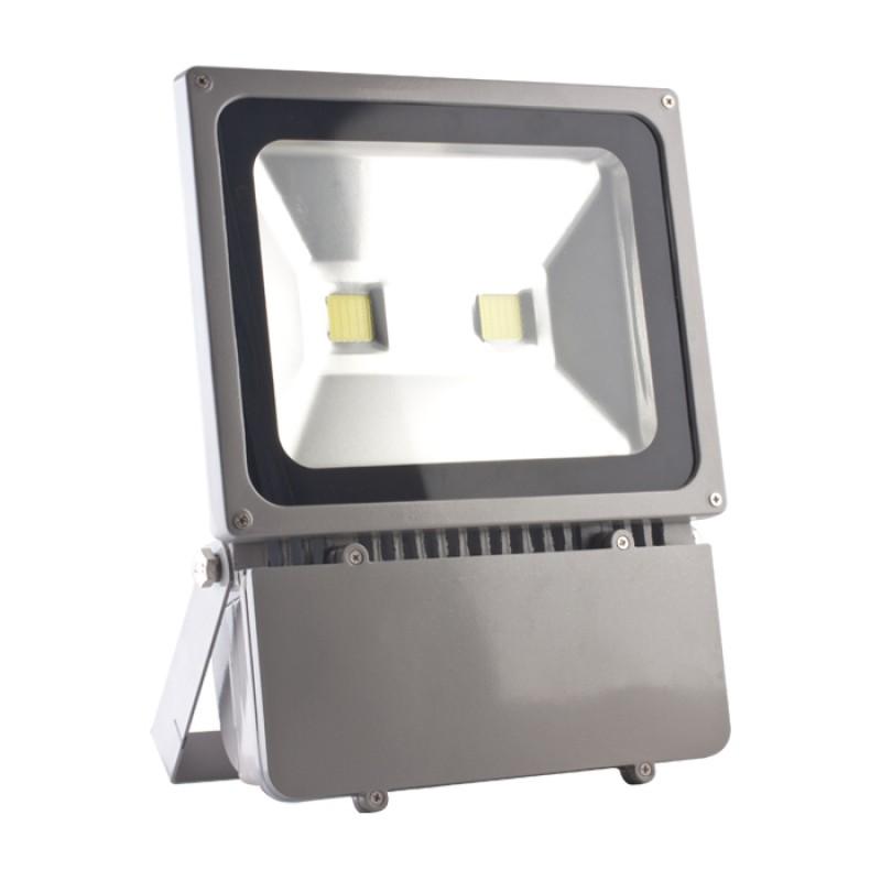 led au enstrahler fluter 100w 600w 230v 6500 lumen kaltwei. Black Bedroom Furniture Sets. Home Design Ideas