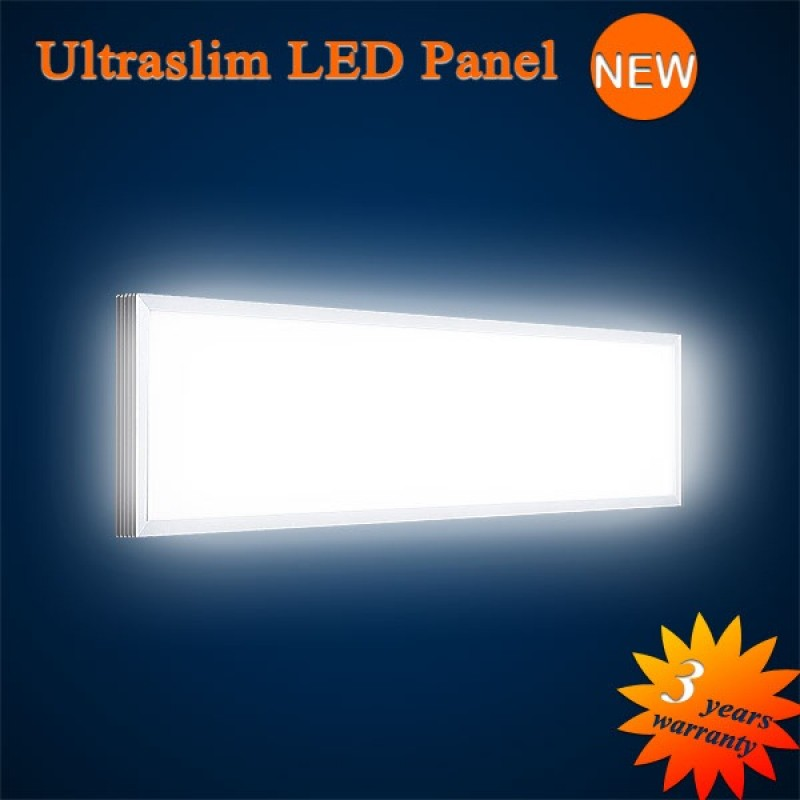 led panel ultraflach eckig 1200x600mm 75w 6000 lumen dimmbar neutral. Black Bedroom Furniture Sets. Home Design Ideas