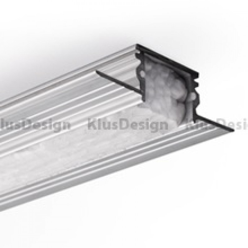 montageprofil montageleiste f r aluminium profile 001. Black Bedroom Furniture Sets. Home Design Ideas