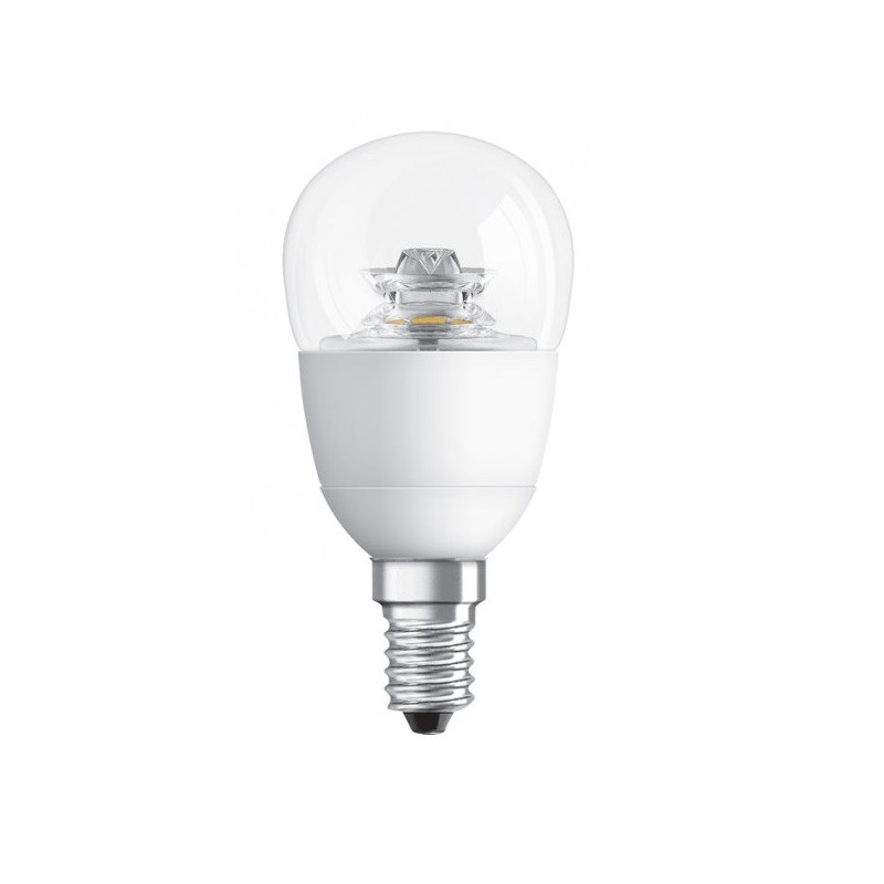 osram e14 led superstar classic p40 leuchtmittel birne lampe bulb gl. Black Bedroom Furniture Sets. Home Design Ideas