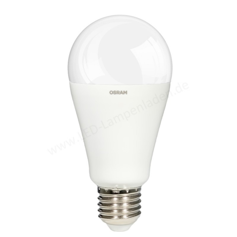 osram e27 led superstar classic a75 led lighting lamp bulb 13w 100w. Black Bedroom Furniture Sets. Home Design Ideas