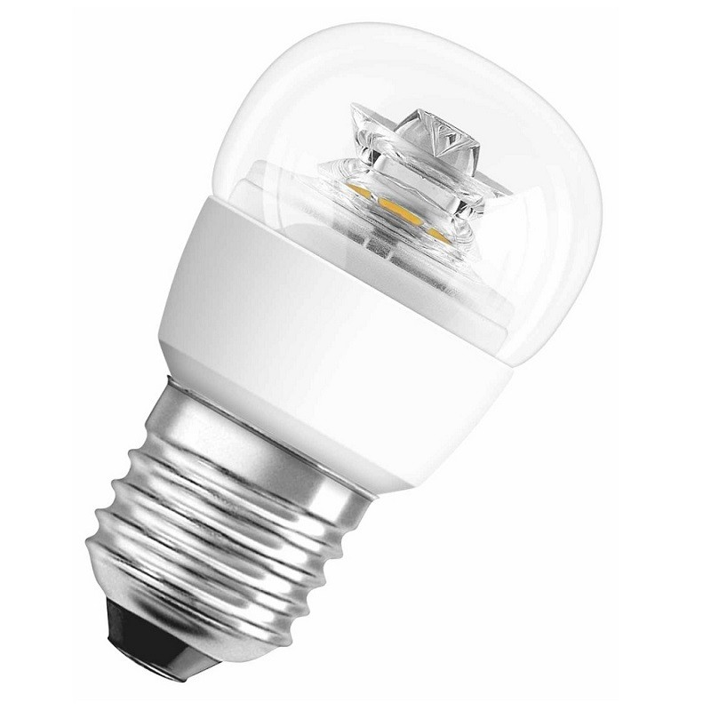 osram e27 led superstar classic p25 led leuchtmittel birne lampe bulb. Black Bedroom Furniture Sets. Home Design Ideas
