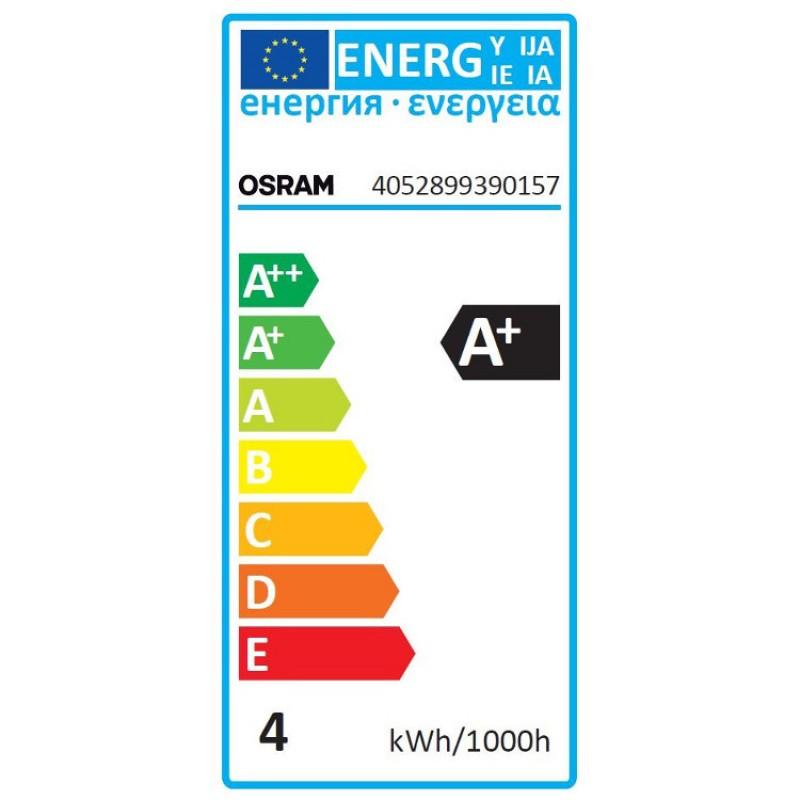 OSRAM GU10 LED Star PAR16 / lighting Lamp Bulb, 3W=35W, 230 Lumen, 2
