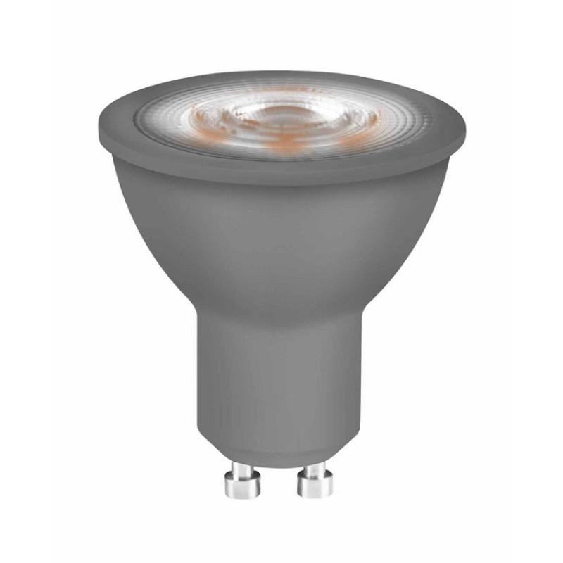 osram gu10 led leuchtmittel birne lampe bulb led superstar par16 50. Black Bedroom Furniture Sets. Home Design Ideas