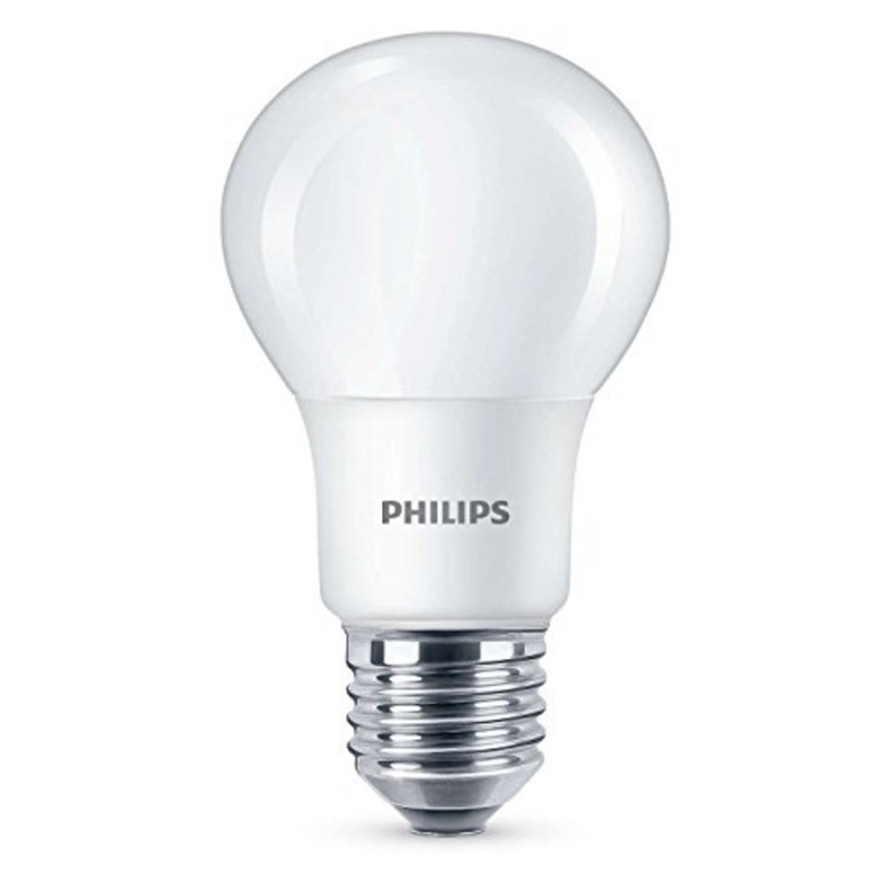 philips e27 led lighting lamp bulb 7 5w 60w 806 lumen 4000k neutra. Black Bedroom Furniture Sets. Home Design Ideas