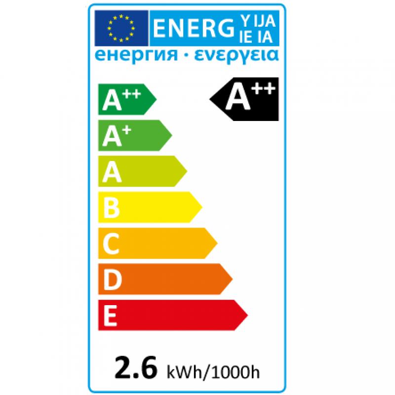 Sebson E14 43 SMD3014 LED Leuchtmittel Birne Lampe, 2,6W, 230 Lumen,