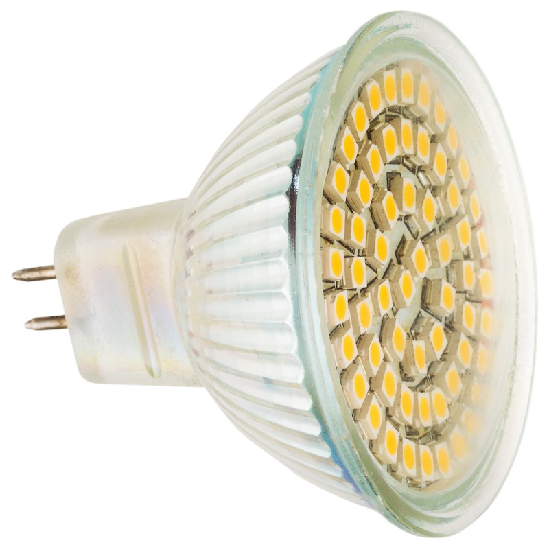 Sebson gu5 3 mr16 smd5060 led leuchtmittel birne lampe 3 for Led lampen 12v