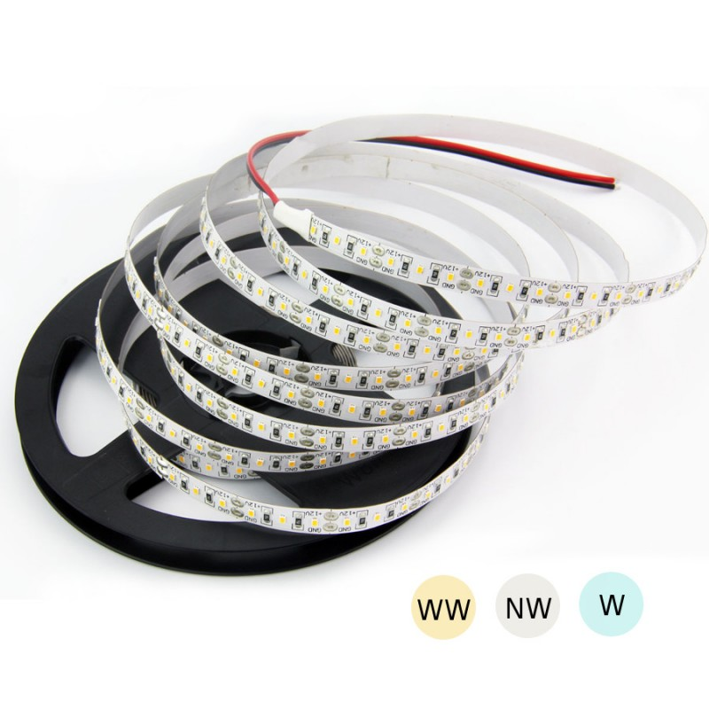 standard flexible led streifen leisten strips 5m 120 leds m 12. Black Bedroom Furniture Sets. Home Design Ideas
