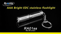 Bronte RA01 SS CREE XP-G R5 LED Taschenlampe max. 80...