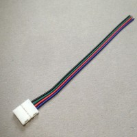 Connector für RGB Strips / Connector für 5050 SMD LED...