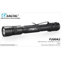 EagleTac  P200A2,  LED Taschenlampe,  Cree XM-L2 U2 LED,...
