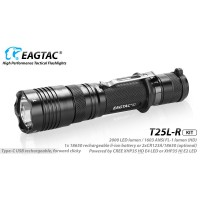 EagleTac, T25L-R, XHP35 HD Kit, LED Taschenlampe max....