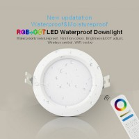 Mi-Light / RGB + CCT LED Downlight / 6W, Lumen: 500lm,...