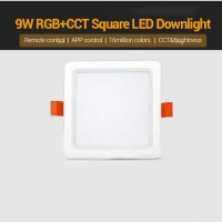Mi-Light / RGB + CCT LED Downlight / 9W, Lumen: 720lm,...