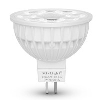 Mi-Light / RGB + CCT LED Spot / MR16, 4W, Lumen:...