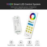 Mi-Light / RGBW-WW Smart LED Control Systemr/ LED Strip...