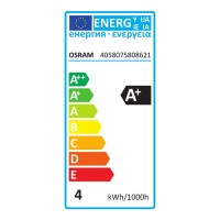 OSRAM E27 LED Star R63 Filament Strahler/  LED...