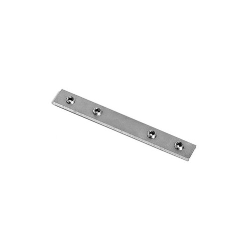 180 degree connector for aluminum profiles, ZM-NA-180 connector, straight, 42724