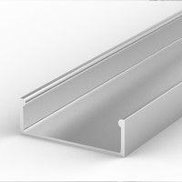 Aluminium Profil P13-1,  ideal für LED-Strips,...