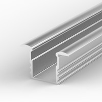 Aluminium Profil P18-1,  ideal für LED-Strips,...