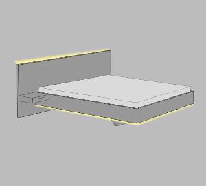 Bettbeleuchtung