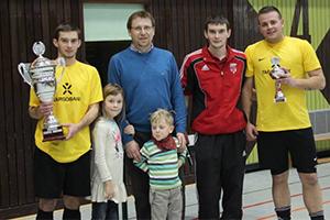 Der FC Rubin Limburg-Weilburg gewinnt den eLEDron-Cup 2013 (Bilder: www.fcrubin.de)