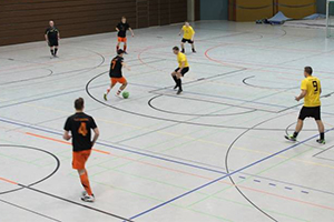 Der FC Rubin Limburg-Weilburg gewinnt den zweiten eLEDron-Cup 2013 (Bilder: www.fcrubin.de)
