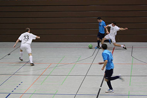 FC Sturm Darmstadt gewinnt den eLEDron-Cup 2014 (Bilder: http://www.fcrubin.de)