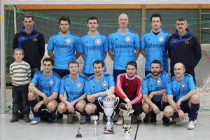 FC Sturm Darmstadt gewinnt den eLEDron-Cup 2014 (Bilder: www.fcrubin.de)
